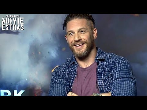 Dunkirk (2017) Tom Hardy talks about his experience making the movie