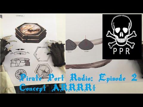 Pirate Port Radio Episode 2: Concept Art