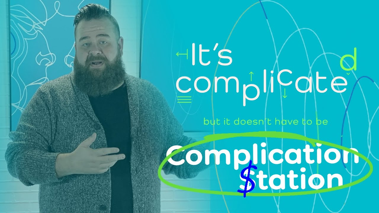 It's Complicated: Complication $tation | Week 4