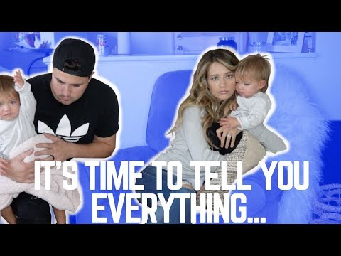 OUR FAMILY IS SPLITTING UP **we are so...