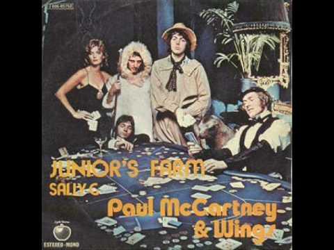 Paul McCartney & Wings - Sally G (1974)