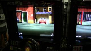 Sega Ferrari F355 Challenge Restoration Part 3 and Demo Game