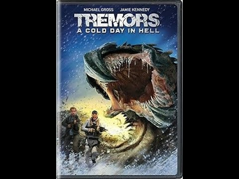 Opening To Tremors:A Cold Day In Hell 2018 DVD