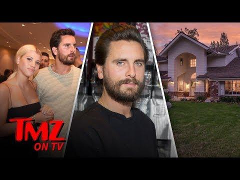 Scott Disick Buys A Hidden Hills Home!  TMZ TV