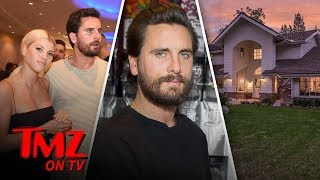 Scott Disick Buys A Hidden Hills Home! |TMZ TV