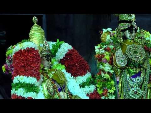 Srirangam -Thayar,Perumal Serthi_Panguni Uthiram_4m 58s