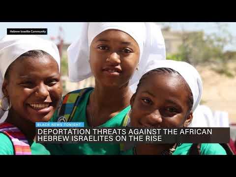 Israel Orders Deportation of 51 Black Hebrew Israelites