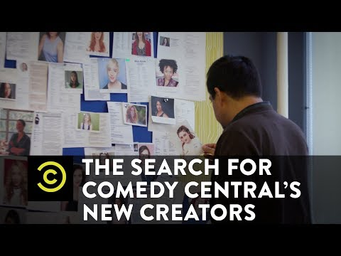 The Search for Comedy Central's New Creators