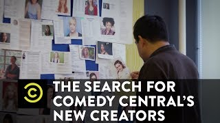 The Search for Comedy Central's New Creators thumbnail