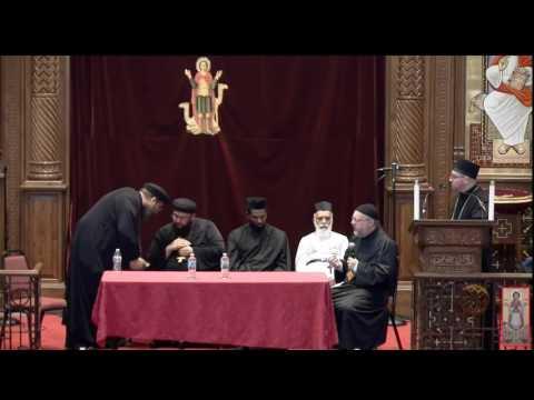 On Protestant Worship: Pan-Oriental Orthodox Priests' Panel