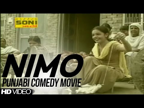 Nimo  New Comedy Punjabi Movie 2015 Anand Music