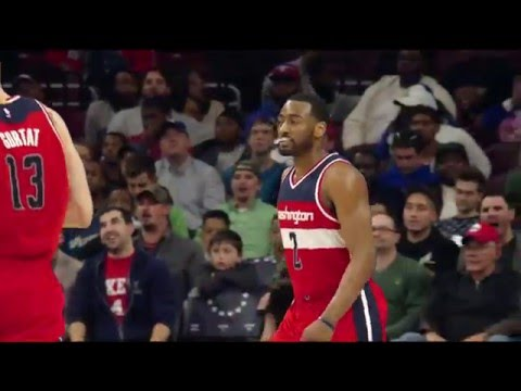John Wall Posts Second Consecutive Triple Double