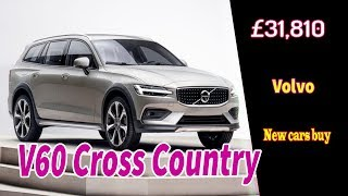 2020 volvo v60 cross country ground clearance | 2020 volvo v60 cross country specifications