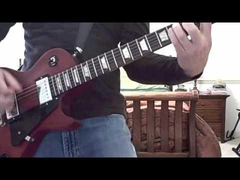 Ozzy Osbourne-Crazy Train (guitar cover)