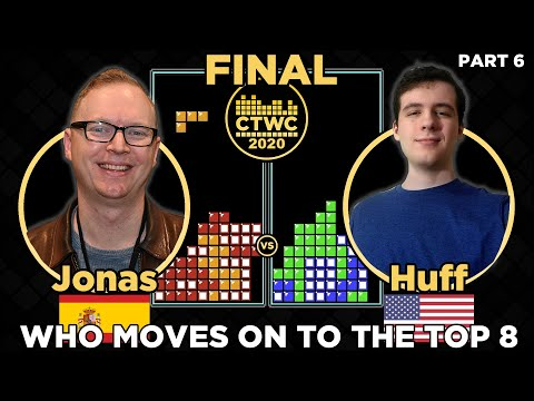 2020 CTWC - TETRIS Group E - Pt. 6 - FINAL (see description for format)