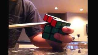 How To Make A Normal Rubik