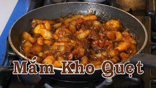 Mắm Kho Quẹt Thịt Ba Chỉ và Tôm Ngon Hết Ý - Ai Cũng Làm Được - Nấu Ăn Nhanh - Nguyễn Hải - Youtube