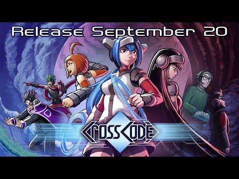 CrossCode Full Release Trailer