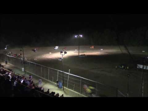 Butler Motor Speedway Sprint Feature 7/15/17