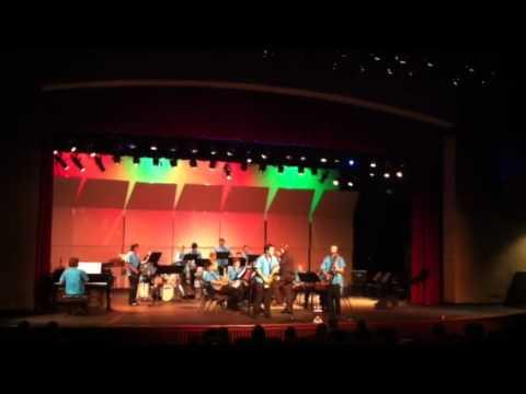 Valley Center High School Jazz Band-Hey Pachuco