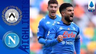 Udinese 1-2 Napoli | Decide Bakayoko al 90' | Serie A TIM