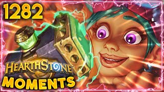 Guess I Can Use My Supercolli... NEVERMIND THEN!! | Hearthstone Daily Moments Ep.1282