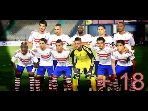 Best goals and skills and dribbles for Zamalek 2015