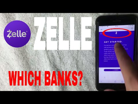 ✅  Which Banks Participate With Zelle?  🔴