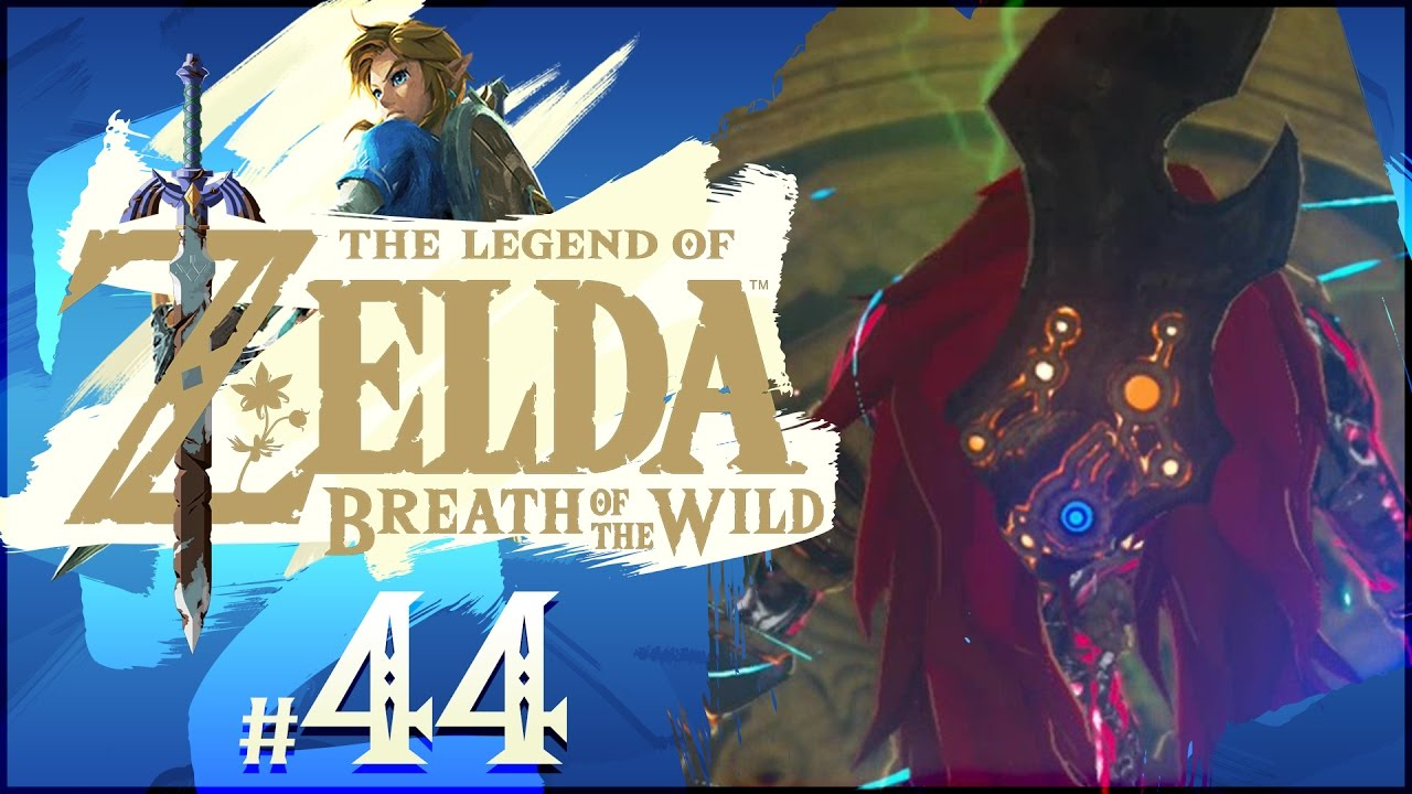 Chapter 12 Divine Beast Vah Naboris Breath Of The Wild Walkthrough And Guides Zelda Universe