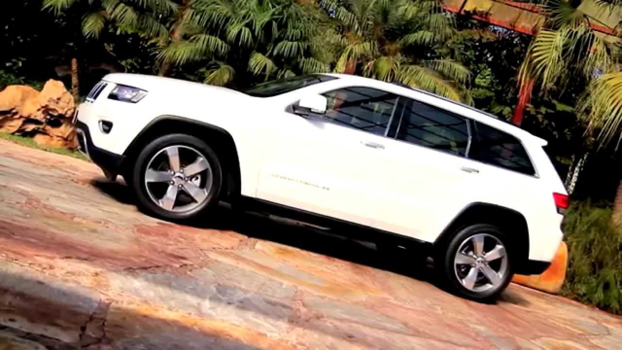 vrum testa o jeep grand cherokee limited 2015 youtube. Black Bedroom Furniture Sets. Home Design Ideas