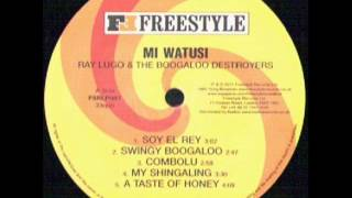 RAY LUGO - ME AND YOU BABY (Picao Y Tostao) - LP MI WATUSI - FREESTYLE FSRLP 087