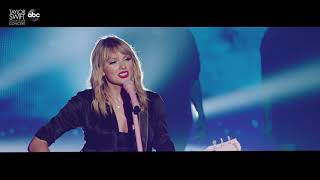 Taylor Swift City of Lover Concert - Sunday on ABC!