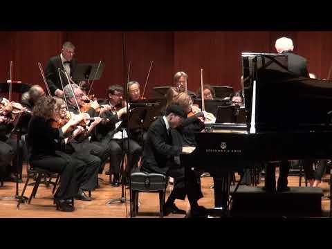 Andrew Li plays Beethoven Piano Concerto No. 3 - Part 2