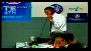 Eleições Americanas Pânico na Tv [09/11/08]