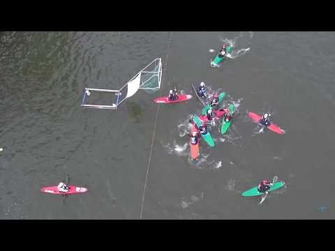 2° Rome International Canoe Polo Tournament - Feb 2018