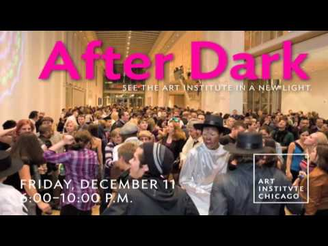 After Dark, Live at the Modern Wing, Friday, Dec 11th