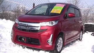 Mitsubishi Ek Custom 2014 г