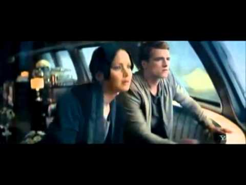 The Hunger Games - Deep Shadow    (Full Trailer Music)
