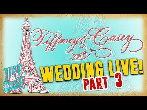 Tiff & Case Wedding Live Stream