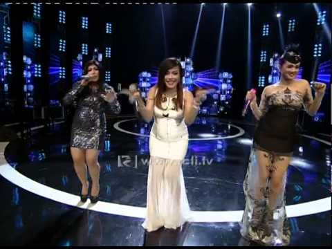 "Regina , Novita Dewi Dan Mulan Jameela ""Bang Bang""   Masterpiece Celebration"