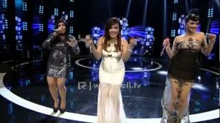 regina novita dewi dan mulan jameela bang bang masterpiece celebration