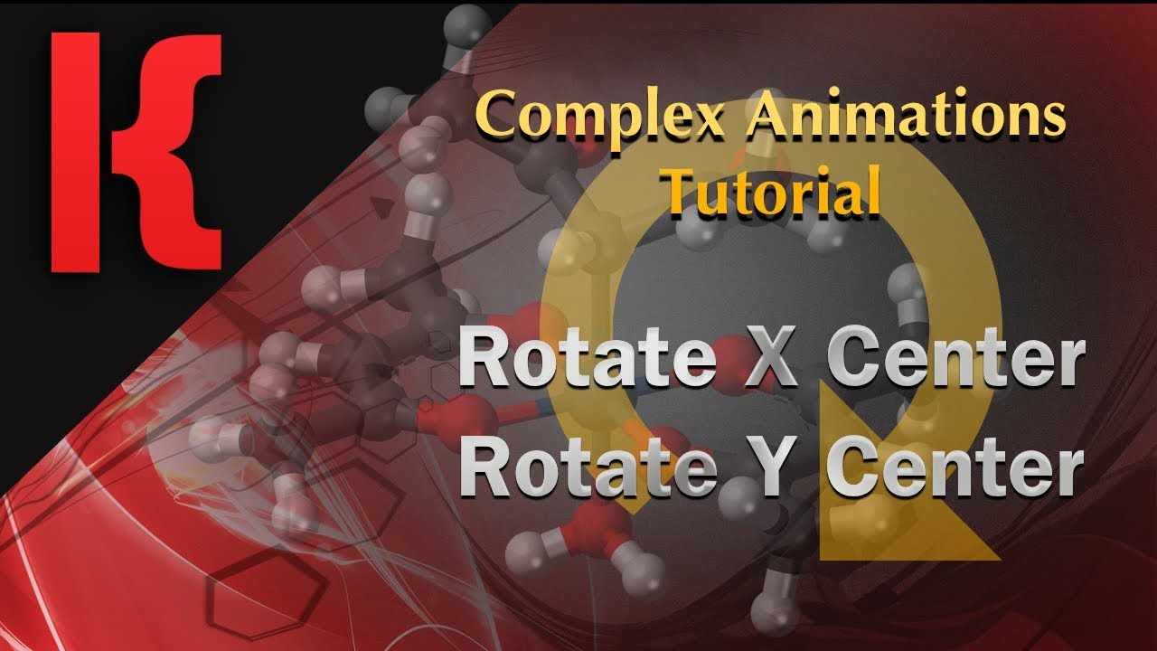 KLWP Complex Animations Tutorial - Rotate X and Y Center