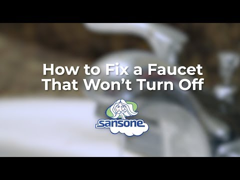 Shower Faucet Won T Turn Off.What To Do When A Faucet Won T Turn Off Youtube