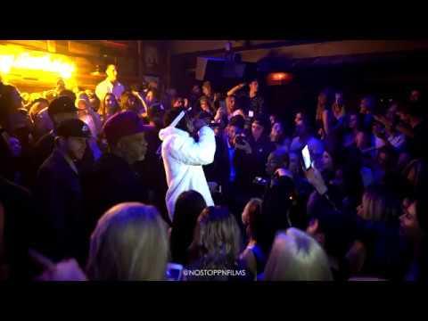 Wiz Khalifa Performs Letterman
