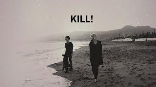 The Raveonettes - Kill! (Lyric Video / PE'AHI Full Album Stream)