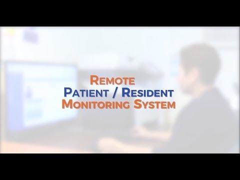 Napier Remote Patient Monitoring Solution @ Residential Gardens Australia