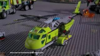 LEGO City Volcano 60122 | 60123 | 60124 promo