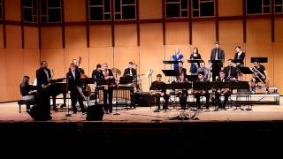 """Emancipation Blues"" - Linn-Mar H.S. Colton Center Jazz Ensemble with Damani Phillips"