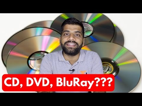 CDs, DVDs, BluRays | Working and Secrets Explained in Detail