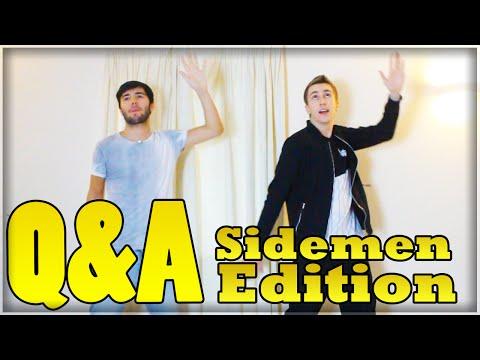Q&A SIDEMEN EDITION | WITH ZERKAA